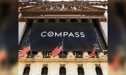 Compass makes public market debut at $7B valuation